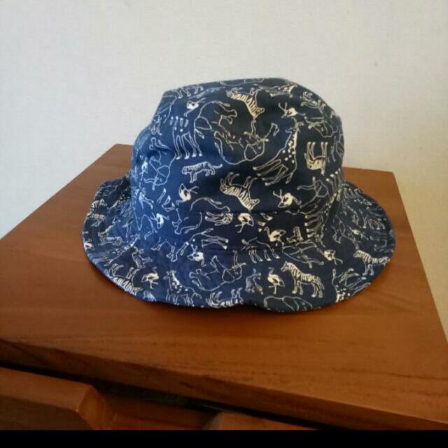 韓貨滿版動物塗鴉漁夫帽 盆帽 非棒球帽老帽