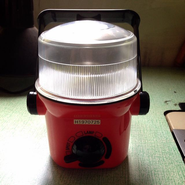 露營燈 九龍燈 電池式
