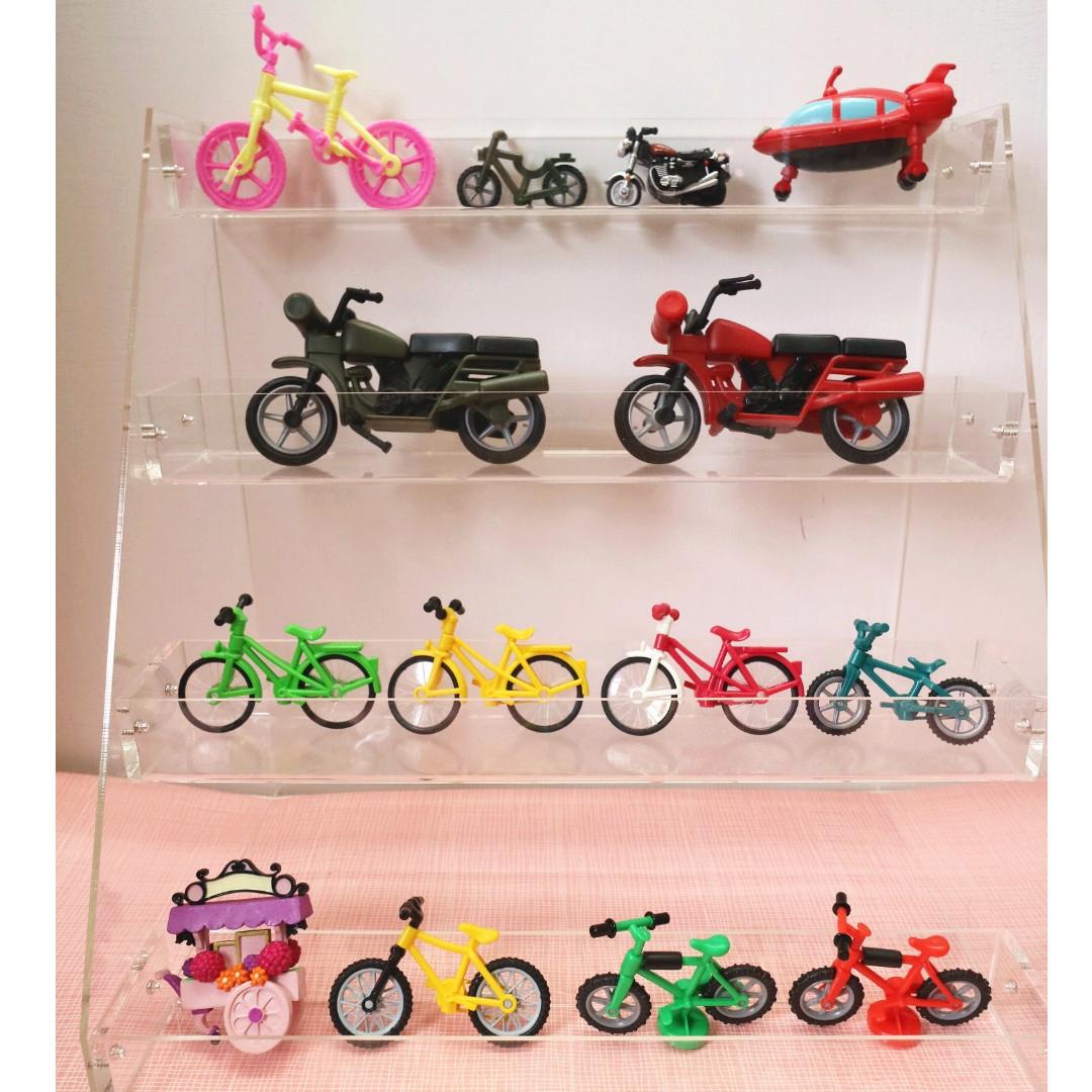 各式各樣 小公仔 玩具 居家佈置 絕版品味收藏 腳踏車 重型機車 野狼 模型  (請看說明理的蝦皮賣場詳細)