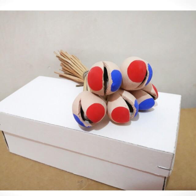 [收藏品] 英彥山 鈴窯 /Garagara(英彦山がらがら)