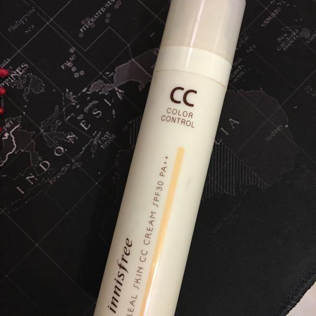 韓國購入 Innisfree CC霜