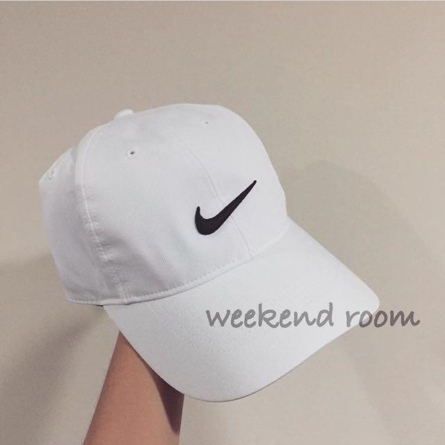 ⚡️補貨⚡️ Nike Dry-Fit Swoosh 刺繡老帽 魔鬼氈