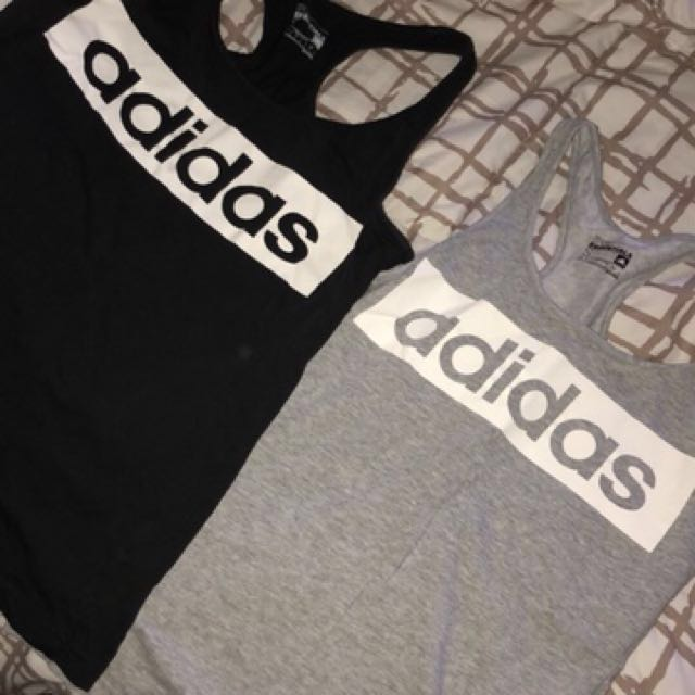 Adidas gym clothes