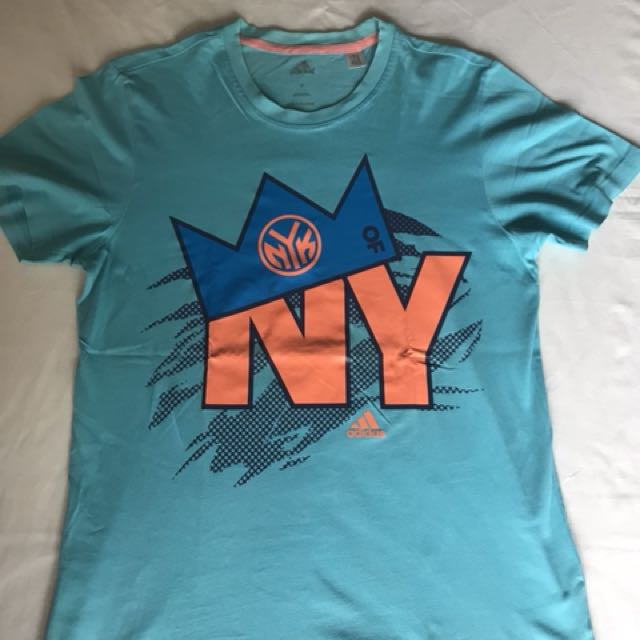 Adidas Knicks shirt
