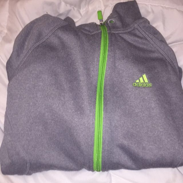 Adidas Zip Up Hoodie (Small)