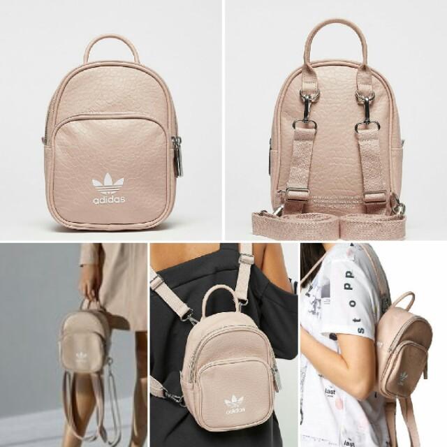 adidas mini backpack
