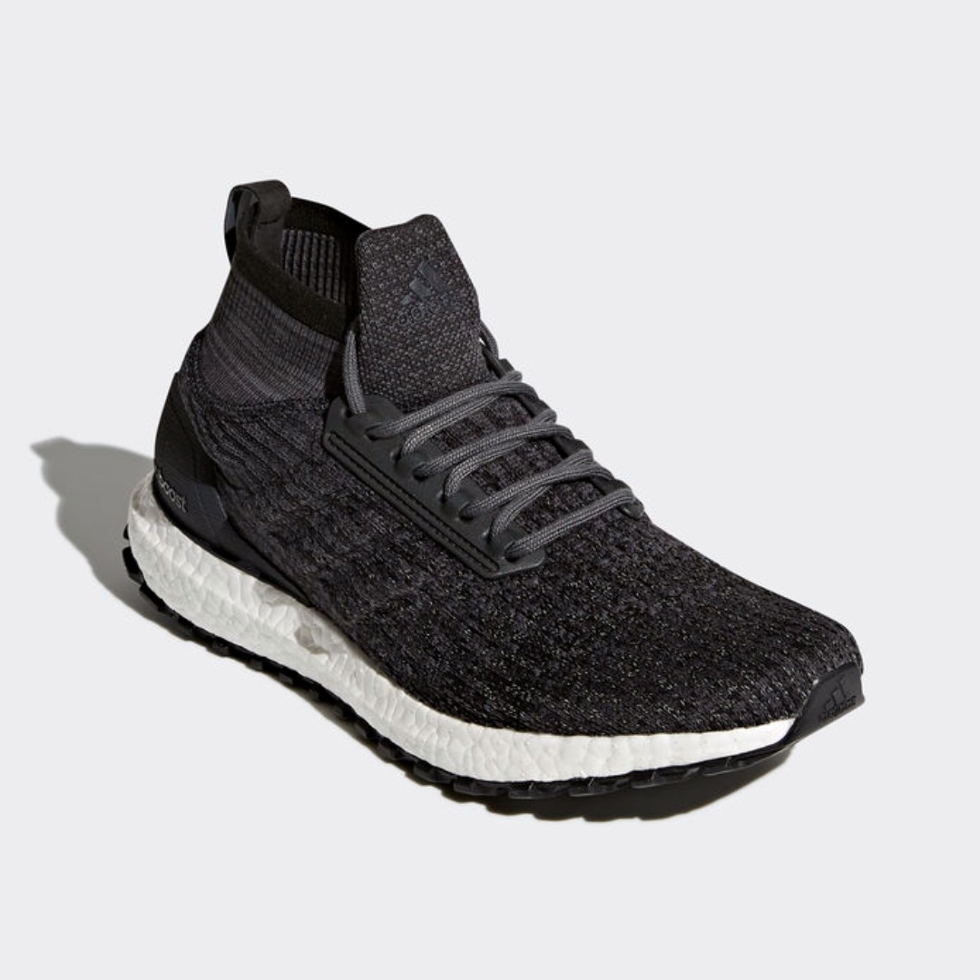 ADIDAS MENS Shoes Ultra Boost Uncaged Core Black
