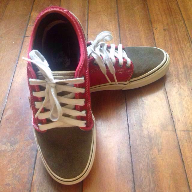Authentic Vans Men's Skater Shoes