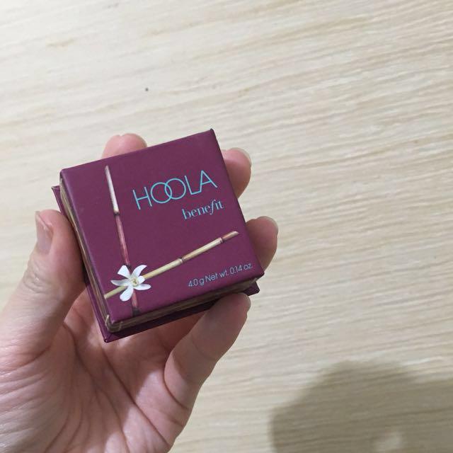 (排隊中請勿直接出價)Benefit hoola 修容餅
