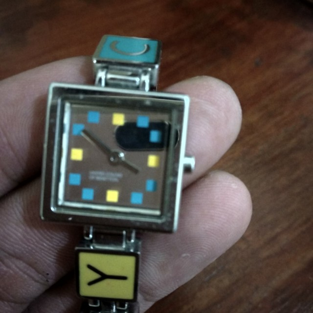(RE-PRICE) Benetton Watch