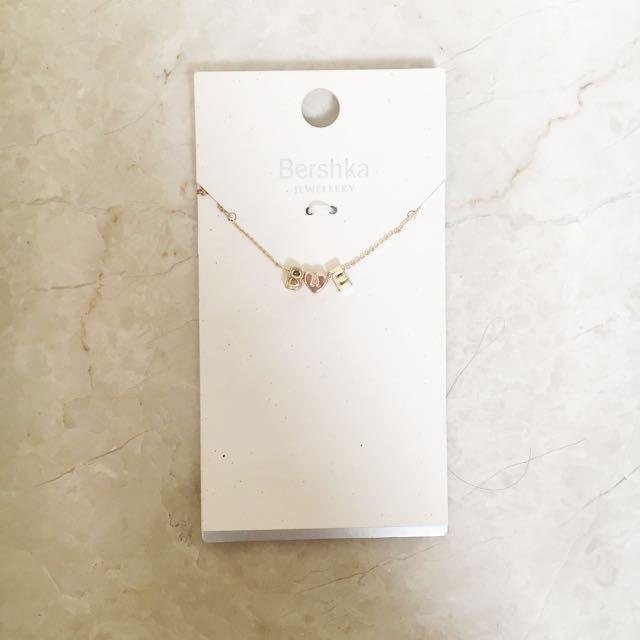 BERSHKA Bae Necklace