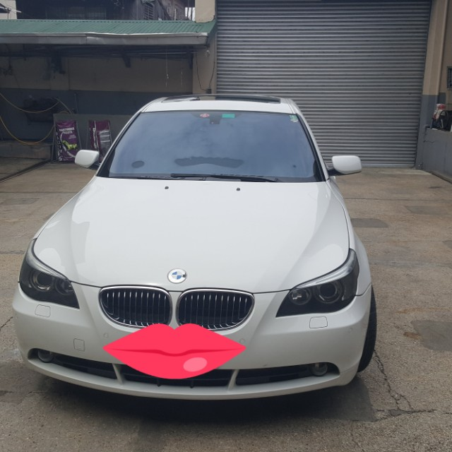 BMW M5 Bridal Groom Car