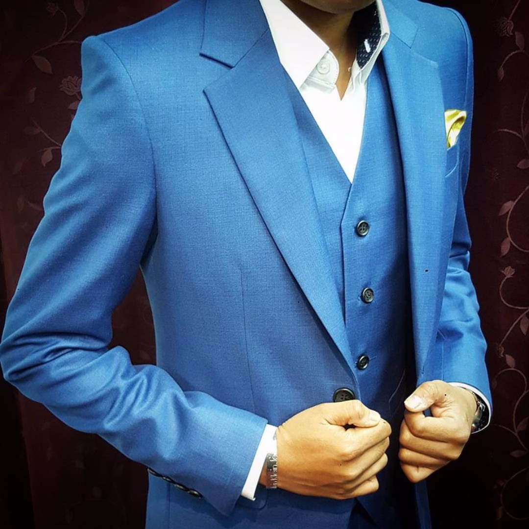 BOOK YOUR WEDDING SUIT TODAY!, Luxury, Apparel on Carousell