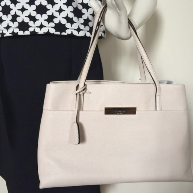 BRAND NEW WITH TAG! KATE SPADE Maiden Way large leather bag