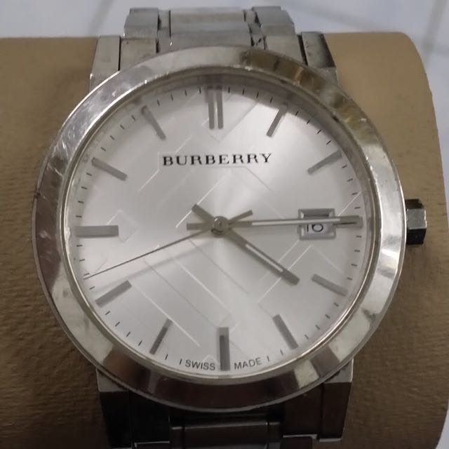 4a5fc36ed06 Burberry Watches BU9000