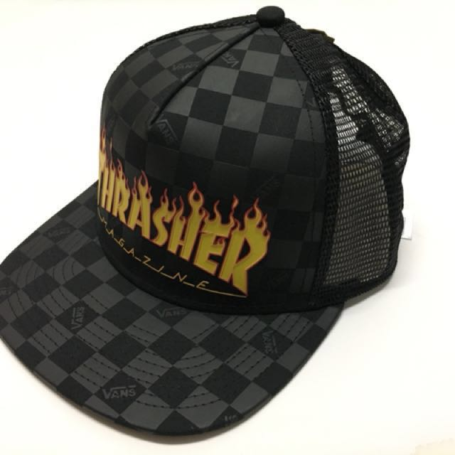 Cap Vans X Thrasher (Official) cb81846425f