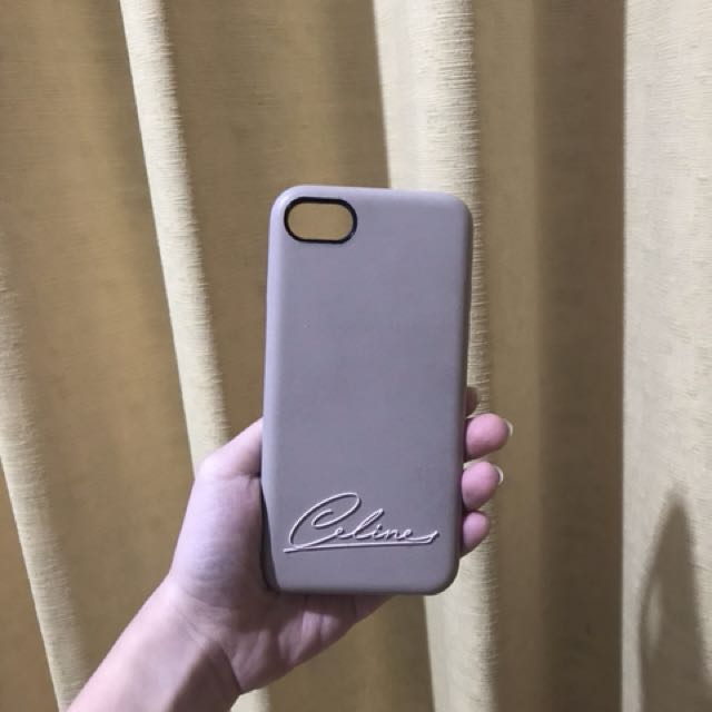 Celine phone case iphone 7