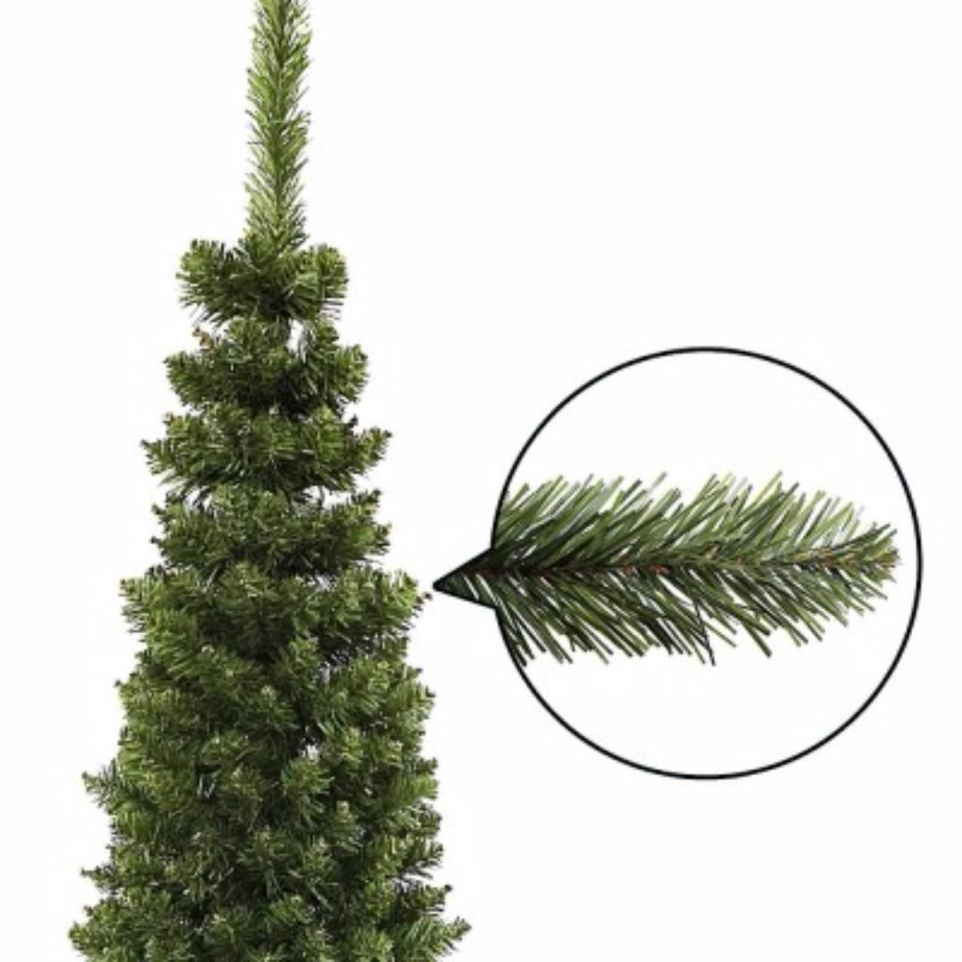 Christmas Tree - 180cm SKU: XM-TR-SLIM-6F-GR