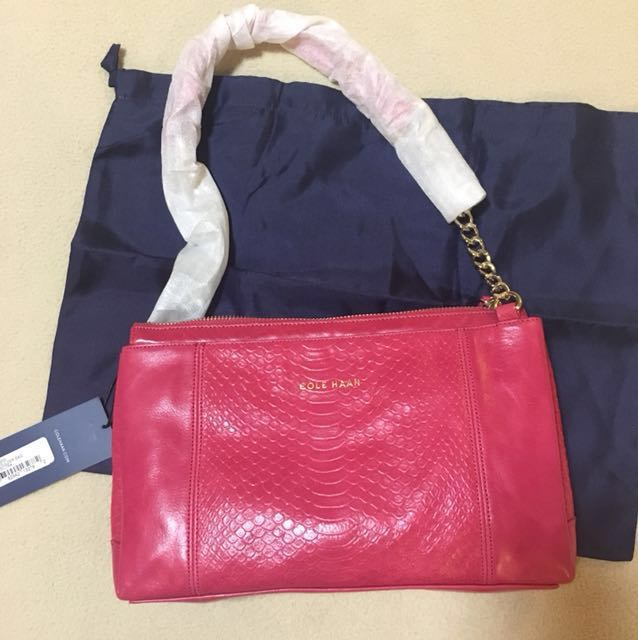 Cole Haan Chain Shoulder Bag