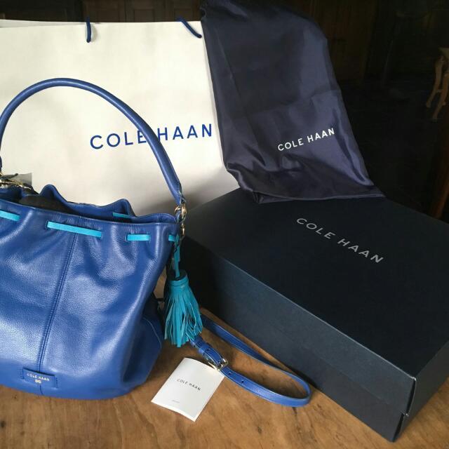 Cole Haan hobo x-body bag