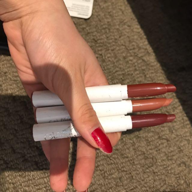 Colourpop's lippie stick each $4
