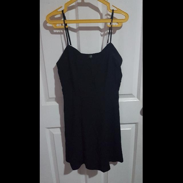 COTTON:ON Plain Black Dress