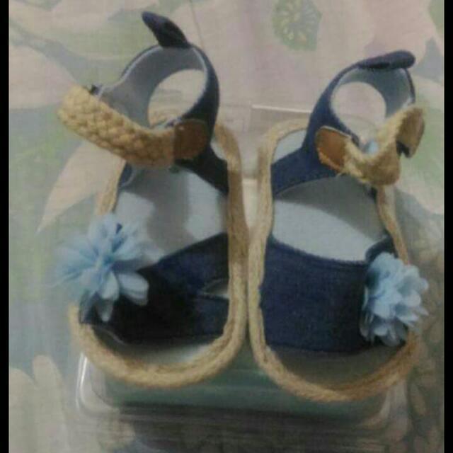 Crib Couture Sandal