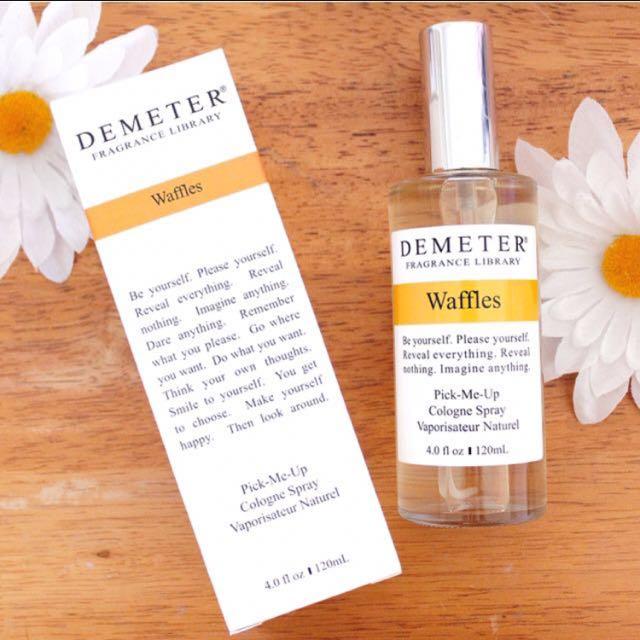 Demeter Fragrance Library Waffles