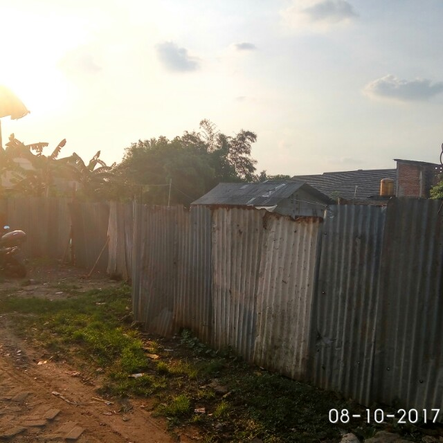 Dijual tanah Bintaro 1000m2 shm murah bgt