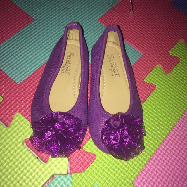 Doll shoes for baby girl
