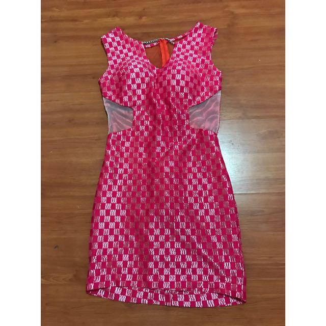 Dress Made in Korea