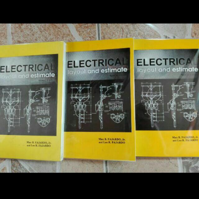 Electrical Layout and Estimate