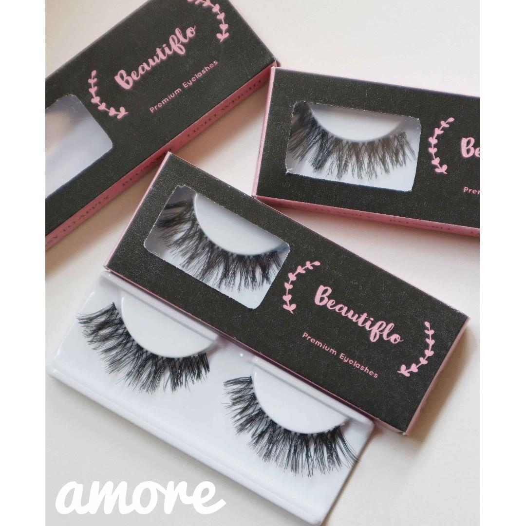 Eyelashes - Amore (Bulu mata palsu)
