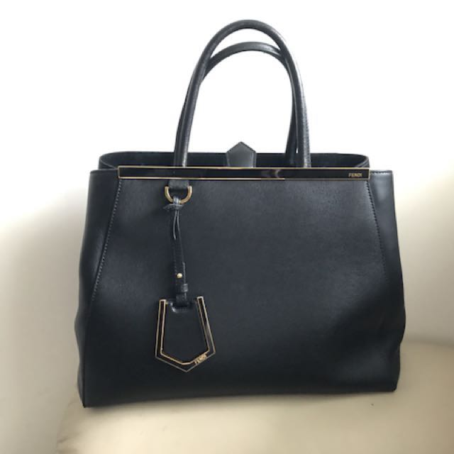 Fendi 2 Jour Bag