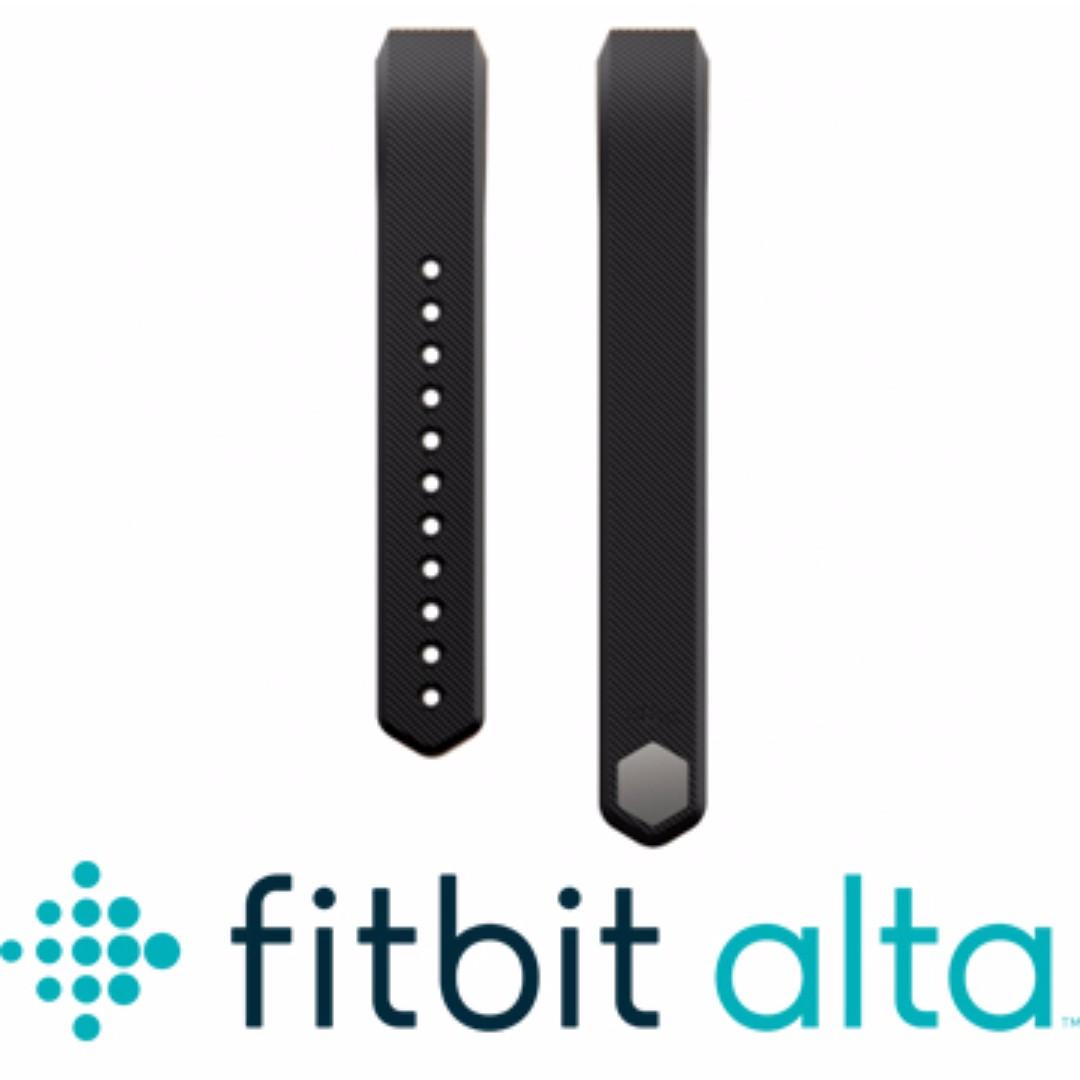Fitbit Alta 原廠手環帶 原廠錶帶 (黑色 / Size: S / 群光公司貨)