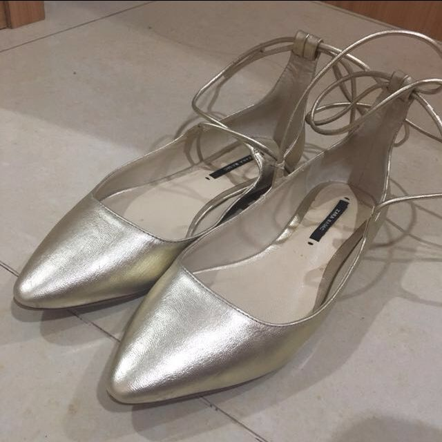 Flatshoes Zara Original (no Box)
