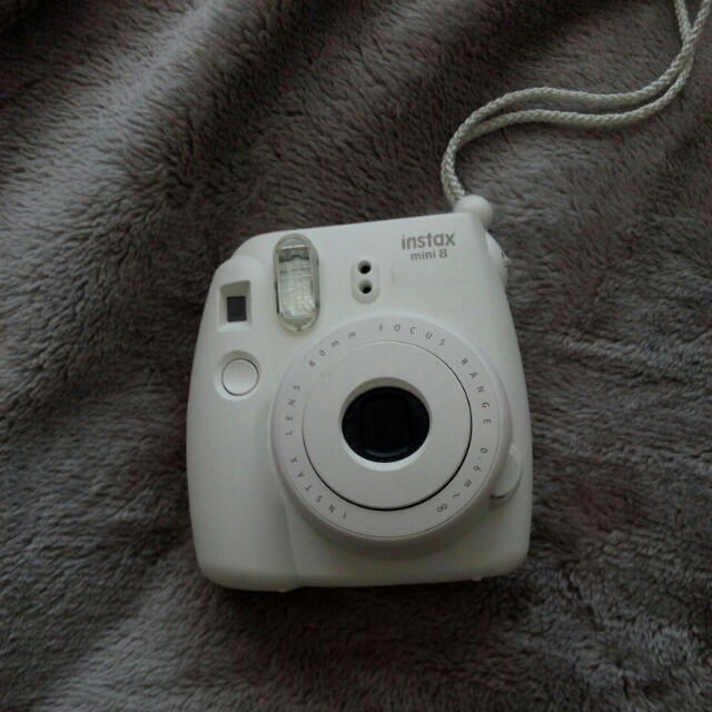 Fujifilm Instax Mini 8 (White)