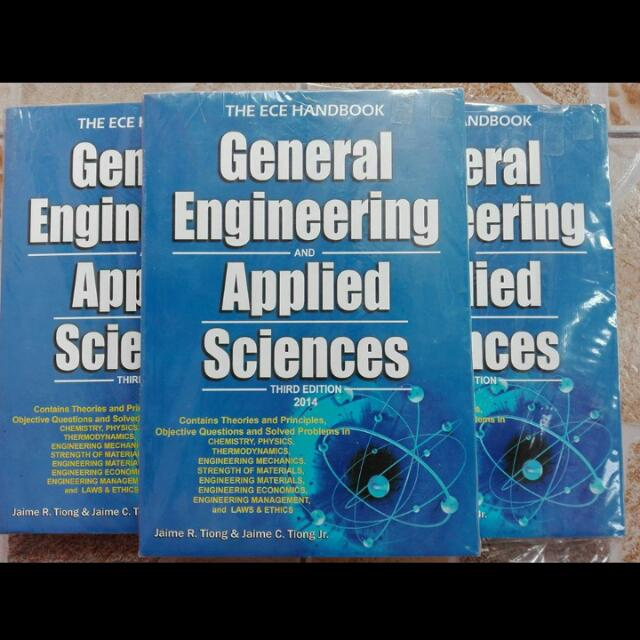 General Engineering And Applied Sciences