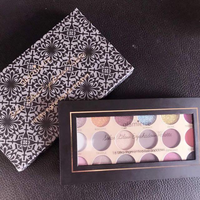 Glamierre eyeshadow set