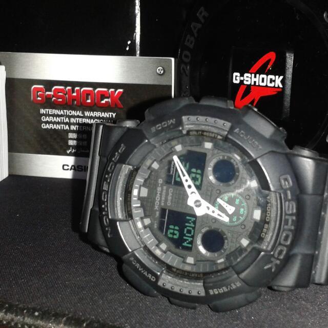 G.shock GA100mb 1a