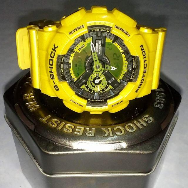 Authentic GShock WR20 BAR