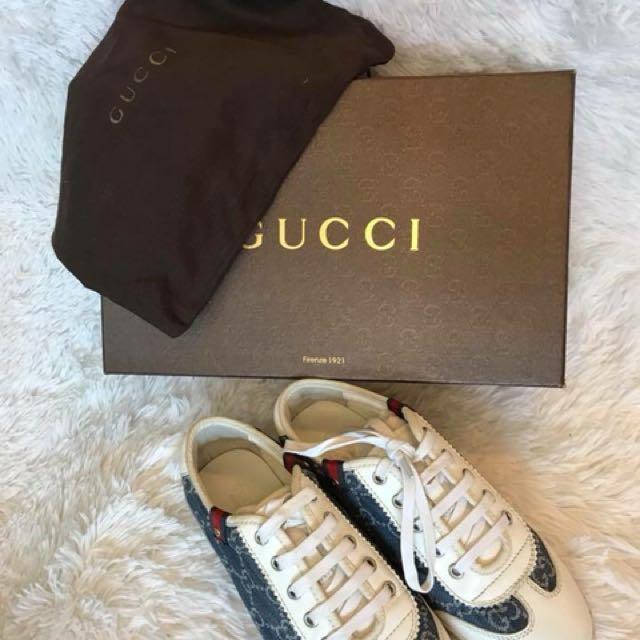 Gucci Monogram Sneakers