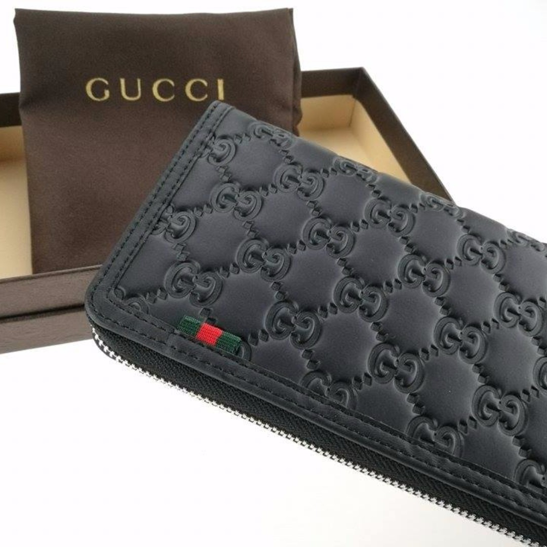 2c9fe580cd8 Gucci Wallet Copy Ori 1 to 1 Copy VERY HIGH QUALITY  NEW