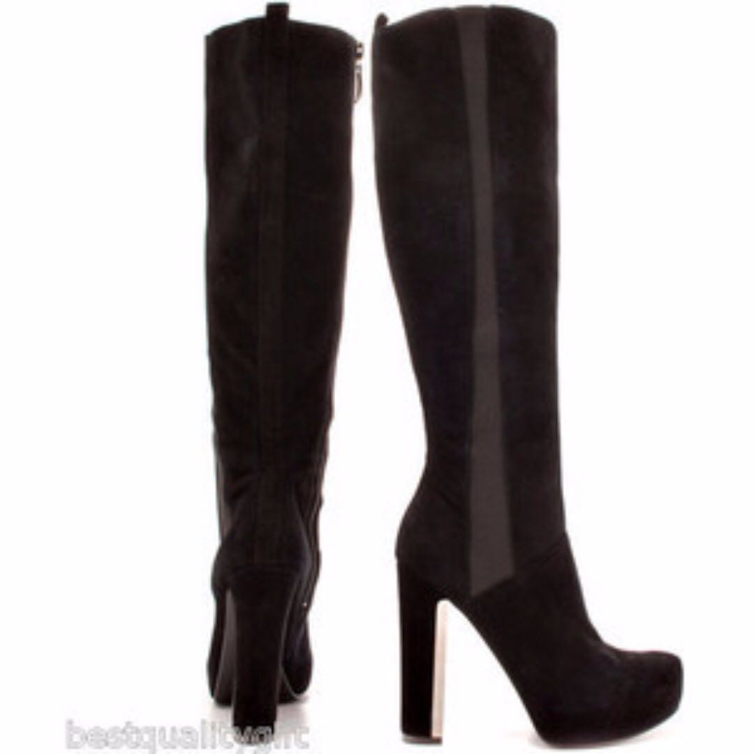 Guess Corrie Boots Size 8.5