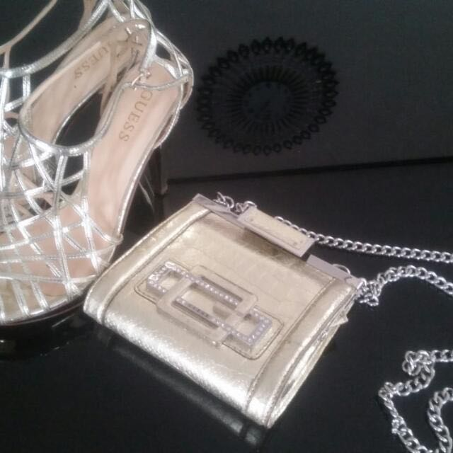 Guess Shoes +guess purse