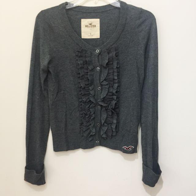真品正版Hollister 女針織衫.小外套 s號 於紐約購得