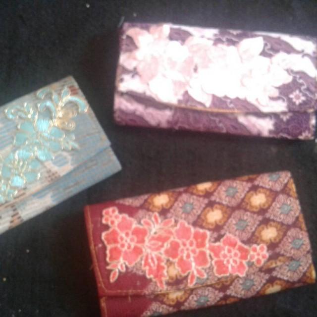 Handmade Hand Bag/Clutch batik