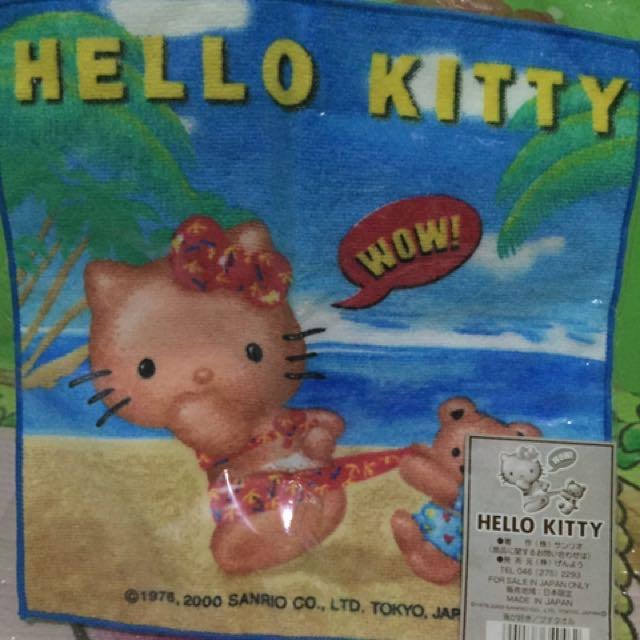 Hello kitty bimpo original