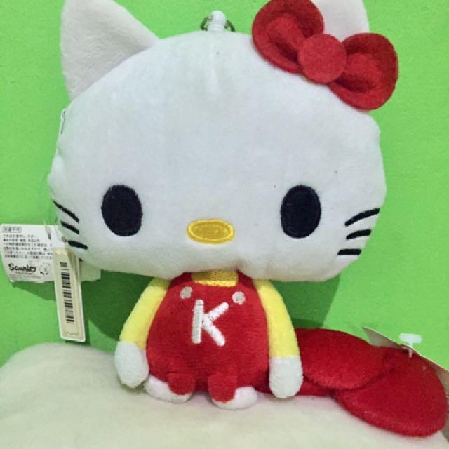 Hello Kitty id pouch purse