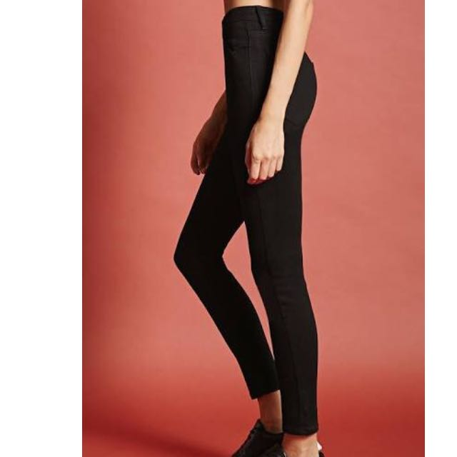 High rise jeans size 24